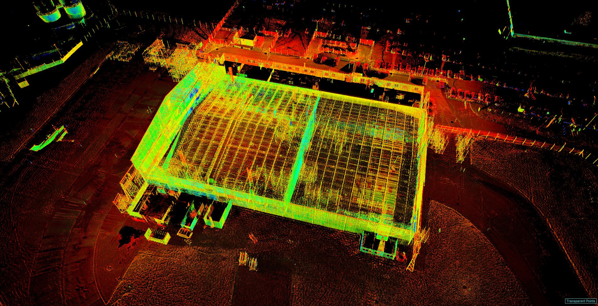 3D Laser Scanning Surveys in the UK | CDM Surveys Ltd